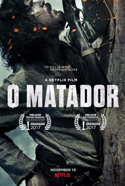 BRaised by a bandit in the isolated wilderness, Shaggy grows up to be a feared killer in this original Western film set in Pernambuco, Brazil.
